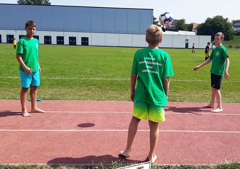 Balatonboglári edzőtábor