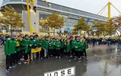 Dortmundban jártunk!